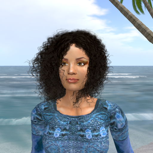 Second Life Headshot